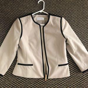 Calvin Klein Suit jacket.